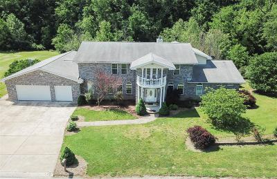Wildwood Single Family Home For Sale: 4791 Fox Mountain Road