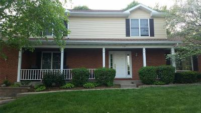 O'Fallon Single Family Home For Sale: 1121 Elisabeth