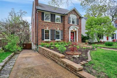 Clayton Single Family Home For Sale: 431 Oakley