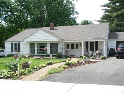 Farmington Single Family Home For Sale: 815 Dewey St
