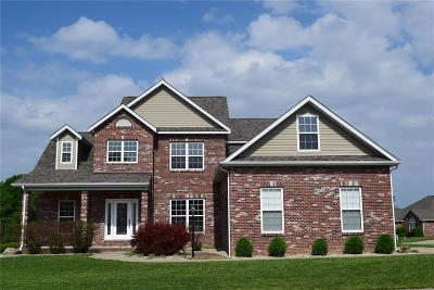 Maryville Single Family Home For Sale: 4945 Autumn Oaks