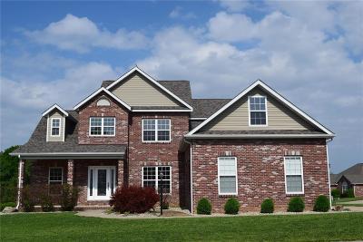 Maryville Single Family Home For Sale: 4945 Autumn Oaks