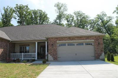Gray Summit, Villa Ridge Single Family Home For Sale: 452 Legacy