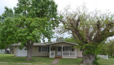 Monroe County, Ralls County Single Family Home For Sale: 511 South Main
