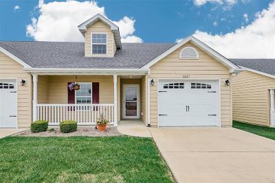 Union Single Family Home For Sale: 1007 Hawk Ridge Drive