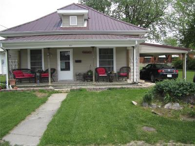 Pike County Single Family Home For Sale: 311 South Cuivre Street