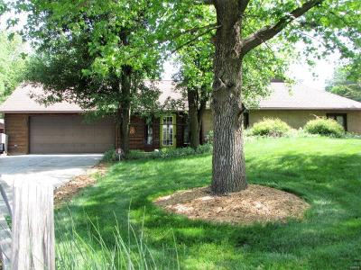 Godfrey Single Family Home For Sale: 98 Rolling Meadows Drive