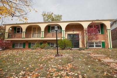 Single Family Home For Sale: 10587 Larkspur
