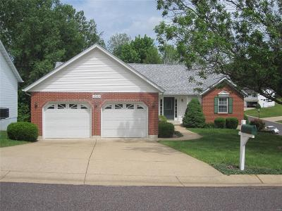 Franklin County Single Family Home Contingent No Kickout: 2333 Brookview Drive