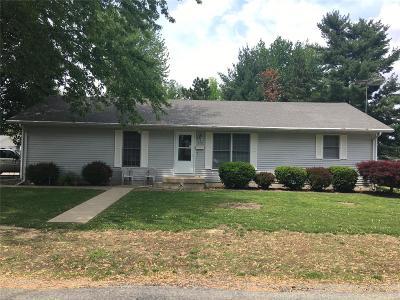 Jerseyville Single Family Home For Sale: 115 Fletcher
