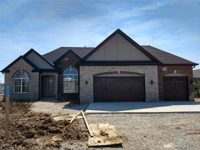 O'Fallon Single Family Home For Sale: 10 Forst Manor Court