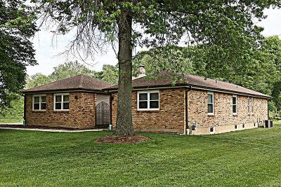 Chesterfield Single Family Home For Sale: 14344 Rainy Lake Drive