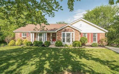 Wildwood Single Family Home For Sale: 16316 Hillcroft Court