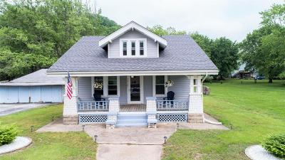 Single Family Home For Sale: 1316 West Main Street