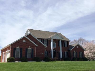 O'fallon Single Family Home For Sale: 1677 Lancaster Drive
