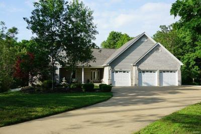 Jefferson County Single Family Home For Sale: 5500 Lost Trails Drive