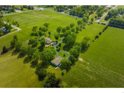 Warrenton Farm For Sale: 1728 North State Highway 47