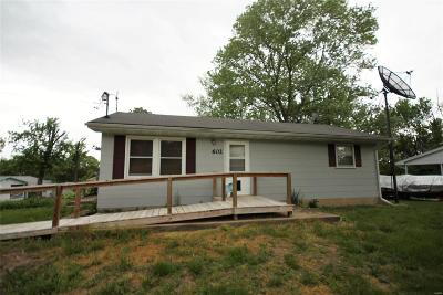 Franklin County Single Family Home For Sale: 602 North Service Road