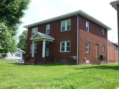 Alton Multi Family Home For Sale: 935 Main Street