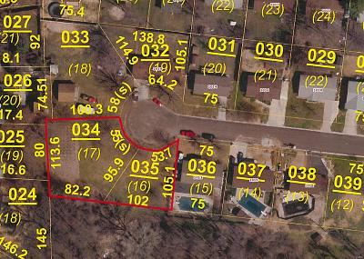 East Alton Residential Lots & Land For Sale: Hillcrest Drive
