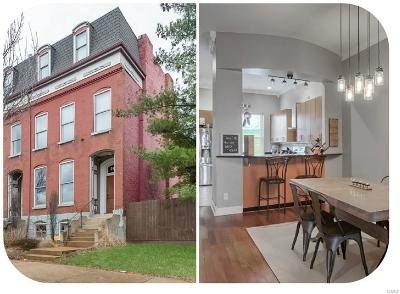 St Louis City County Single Family Home For Sale: 2628 Lafayette Avenue