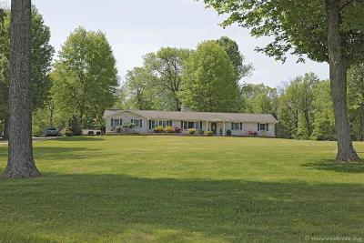 Farmington Single Family Home For Sale: 115 Greentrail Drive