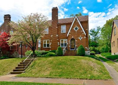 Single Family Home For Sale: 7444 Gannon Avenue