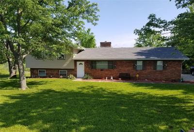 Jefferson County Single Family Home For Sale: 1590 Yellow Rock Road
