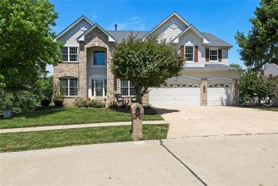St Louis Single Family Home For Sale: 6199 Clifton Oaks Place