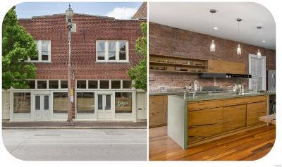 St Louis City County Single Family Home For Sale: 1903 Park Avenue
