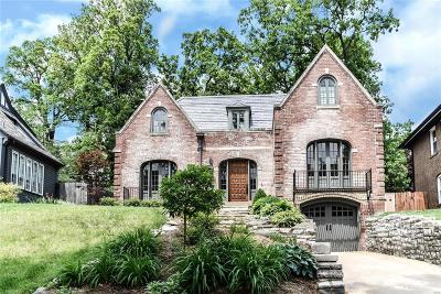 University City Single Family Home For Sale: 7449 Kingsbury Boulevard