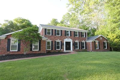 Chesterfield Single Family Home For Sale: 14091 Forestvale