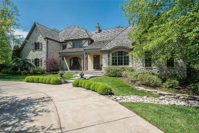 St Louis Single Family Home For Sale: 13 Ridgecreek Road