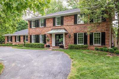 St Louis Single Family Home For Sale: 134 Babler Road