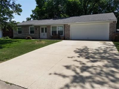 Fairview Heights Single Family Home For Sale: 121 Debra Drive