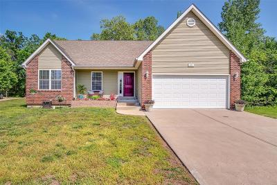 Pacific Single Family Home For Sale: 507 Sierra Ridge Avenue