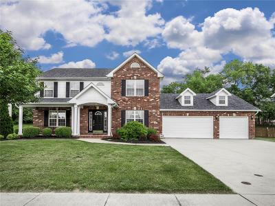 Maryville Single Family Home For Sale: 6017 Keebler Oaks Drive