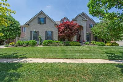 Chesterfield MO Single Family Home For Sale: $1,124,000