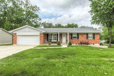 St Charles Single Family Home For Sale: 5683 Gutermuth Road
