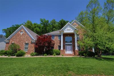 Wildwood MO Single Family Home For Sale: $624,900