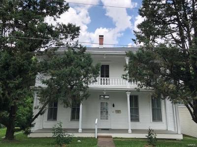 Lebanon Single Family Home For Sale: 109 West Center Street