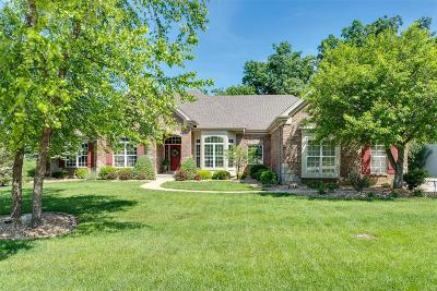 Lake St Louis Single Family Home For Sale: 532 Forest Crest Court