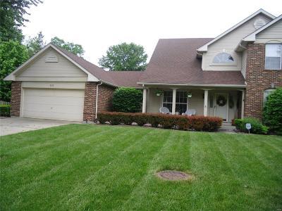 Single Family Home For Sale: 1133 Butternut Lane