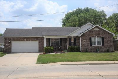 Granite City Single Family Home For Sale: 1608 Pontoon Road
