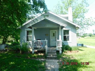 Single Family Home For Sale: 8601 Mary Avenue