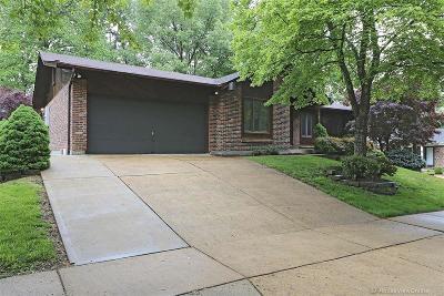 Single Family Home For Sale: 4833 Melissa Jo