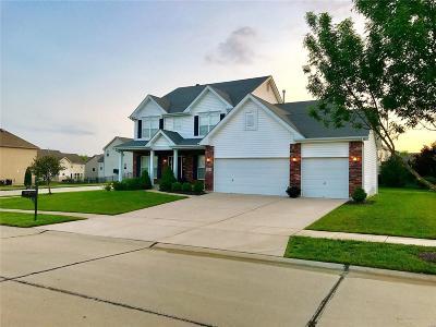 O'Fallon Single Family Home For Sale: 215 Irish Hound Drive