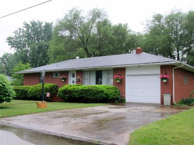 Wood River Single Family Home For Sale: 622 Grove Avenue
