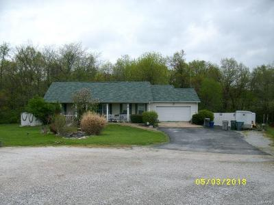 Lincoln County, Warren County Single Family Home For Sale: 30139 Rose