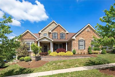 Wildwood Single Family Home For Sale: 528 Woodcliff Heights Drive